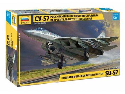 Model Kit letadlo 4824 Suchoi SU 57 1 48 a109312521 10374