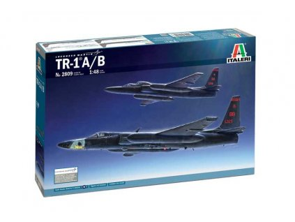 Model Kit letadlo 2809 Lockheed TR 1A B 1 48 a118290323 10374