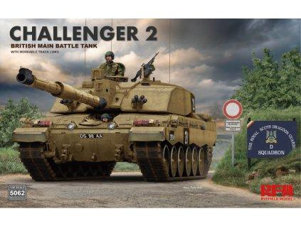 RFM RM 5062 Challenger 2 British Main Battle Tank 1024x1024