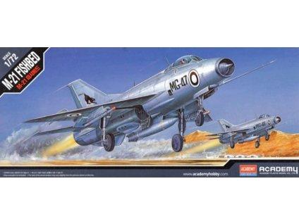 MiG-21 Fishbed 1:72