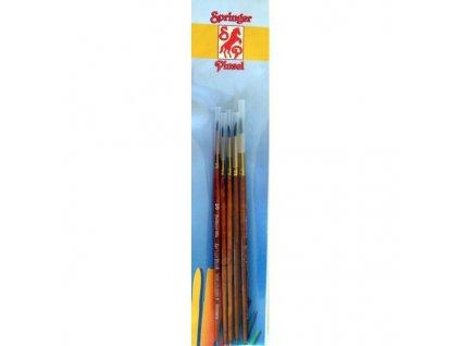 spb 1233 springer pinsel 5 pack 1233 brush set