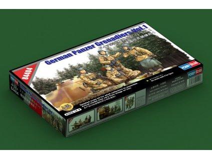 German Panzer Grenadiers Vol.1 1:35