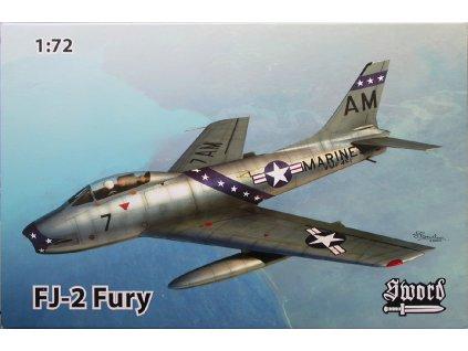 North American FJ-2 Fury 1:72