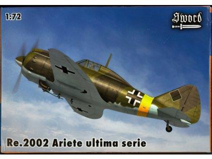 Re.2002 Ariete 1:72