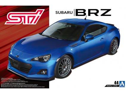 Subaru STI ZC6 BRZ 1:24