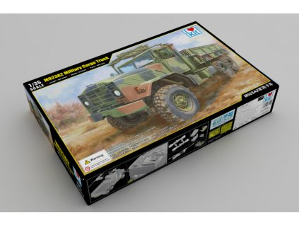M923A2 Military Cargo Truck 1:35
