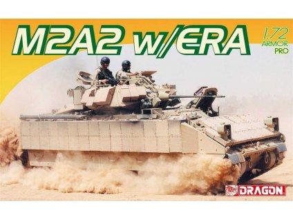 Model Kit tank 7415 M2A2 w ERA 1 72 a115462644 10374