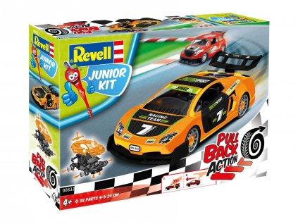 Junior Kit auto 00832 Pull Back Racing Car oranzove 1 20 a109311765 10374