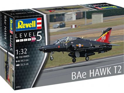 Plastic ModelKit letadlo 03852 BAe Hawk T2 1 32 a119007268 10374