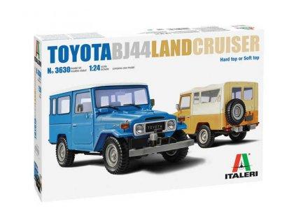 Model Kit auto 3630 Toyota Land Cruiser BJ 44 Soft Hard Top 1 24 a121525825 10374