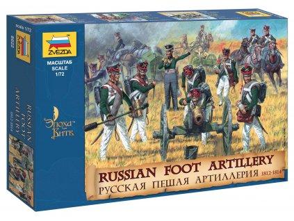 Wargames AoB figurky 8022 Russian Foot Artillery 1812 1814 1 72 a63858765 10374