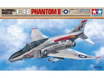 McDonnell Douglas F-4B Phantom II 1:48