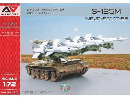 aa models 7217 172 s 125m