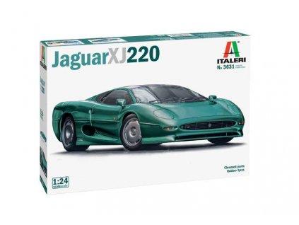 Model Kit auto 3631 Jaguar XJ 220 1 24 a121732340 10374