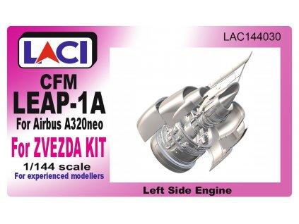 CFM LEAP-1A A320 NEO 1/144