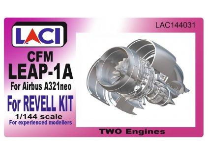 CFM LEAP-1A A321 NEO 1/144