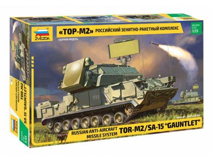 Model Kit military 3633 Russ TOR M2 Missile System 1 35 a120129634 10374