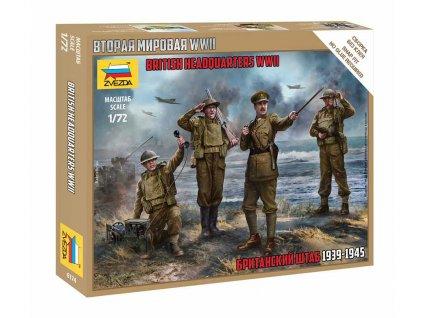 Wargames WWII figurky 6174 British Headquarter 1 72 a120129795 10374