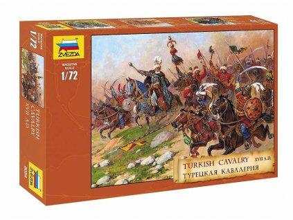 Wargames AoB figurky 8054 Turkish Cavalry 16 17th Century 1 72 a63858783 10374