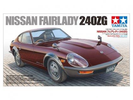 Nissan Fairlady 240ZG 1:24