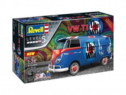 Gift Set auto 05672 VW T1 The Who 1 24 a119007538 10374