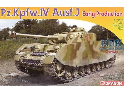 Model Kit tank 7629 Pz Kpfw IV Ausf J Final Production 1 72 a122682334 10374