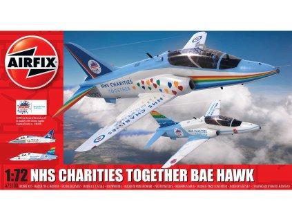 Classic Kit letadlo A73100 NHS Charities Together Hawk 1 72 a120681220 10374