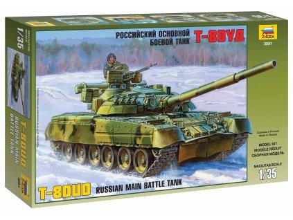 Model Kit tank 3591 Russian Main Battle Tank T 80UD 1 35 a63855381 10374
