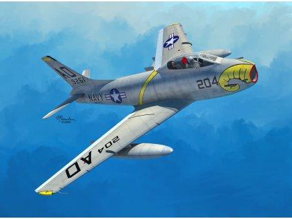 North-American FJ-3/FJ-3M Fury 1:72
