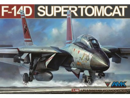 AMK 88009 1 48 F 14D SuperTomCat Model Kit.jpg Q90.jpg