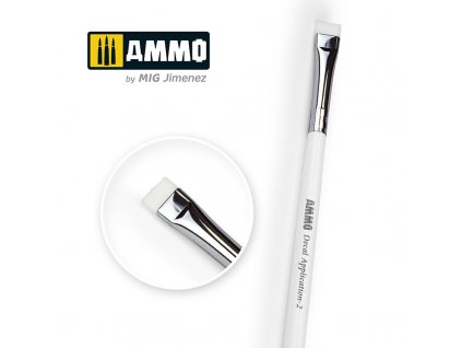 2 ammo decal application brush