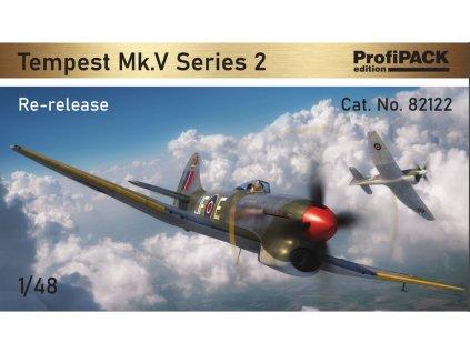 Tempest Mk.II late version 1:48