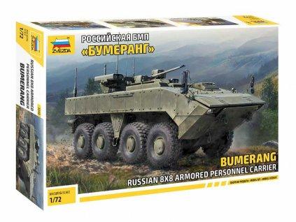 Model Kit military 5040 BMP Bumerang 8x8 APC 1 72 a120129715 10374