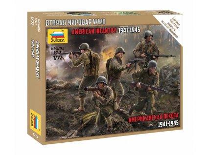 Wargames WWII figurky 6278 US Infantry 1 72 a120129830 10374