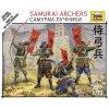Samurai Archers / Lúčištníci 1:72