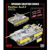 Panther Ausf.F upgrade solution 1:35