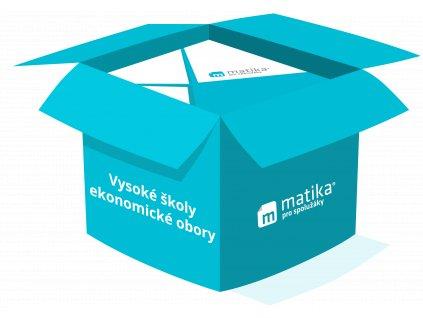 Balíček VŠ ekonomické obory