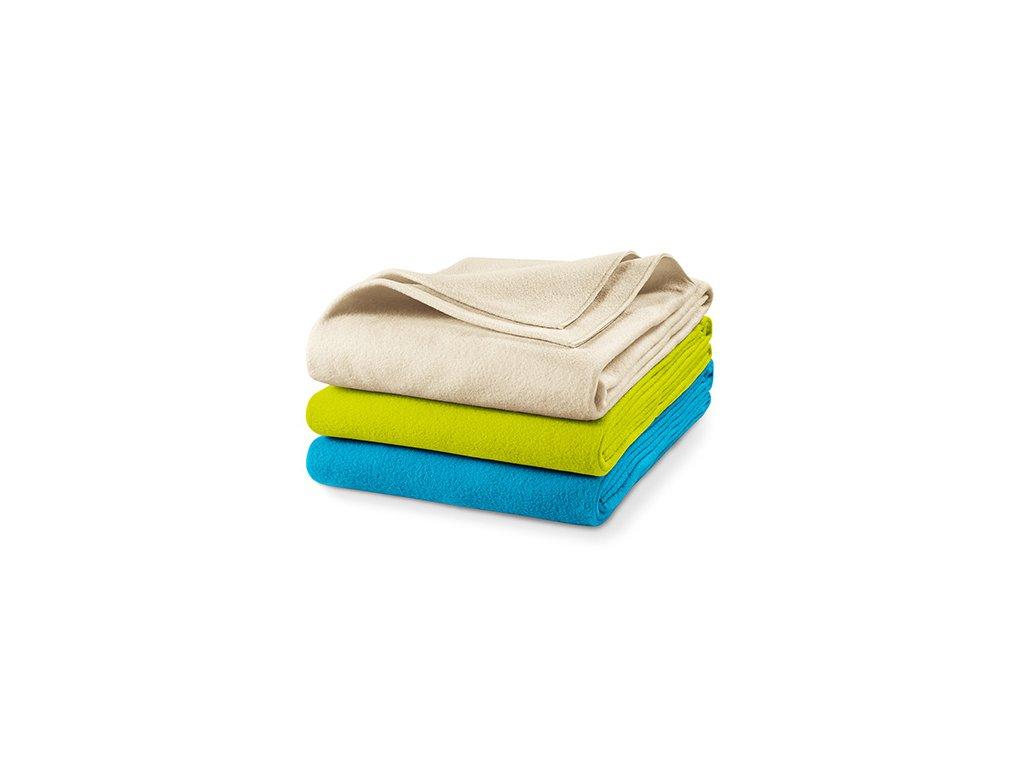 Blanky - Fleecová deka unisex