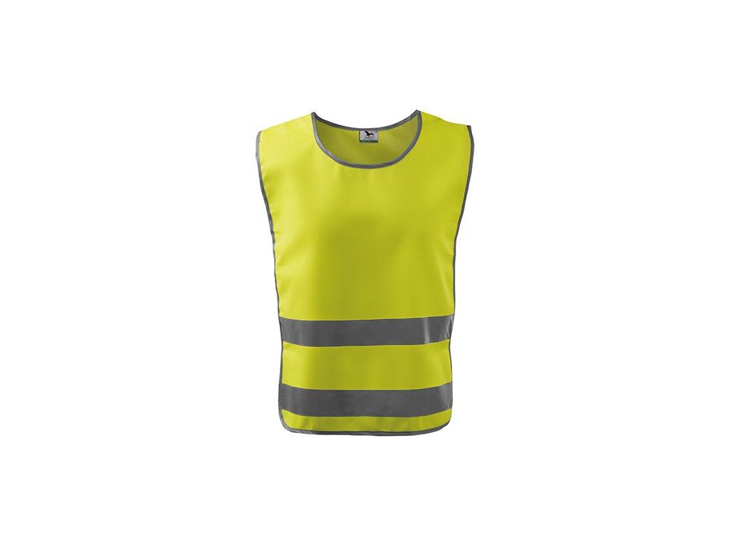 Classic Safety Vest - Bezpečnostní vesta unisex