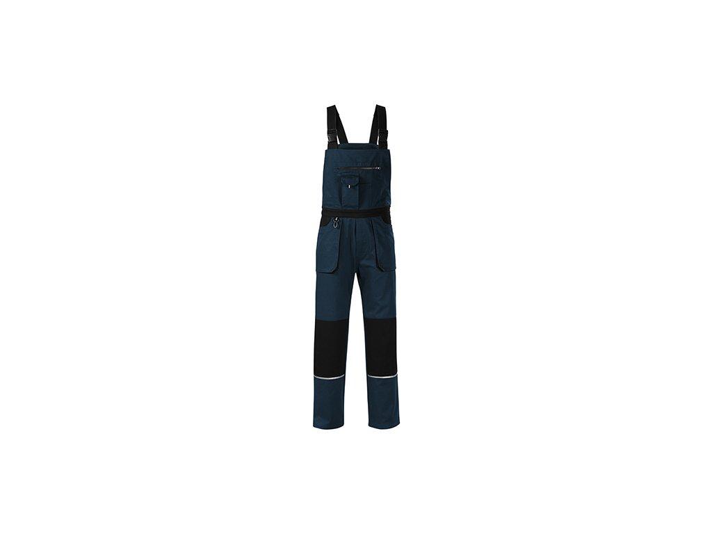 Woody - Pracovní kalhoty s laclem pánské