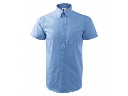 Shirt short sleeve/Chic - Košile pánská