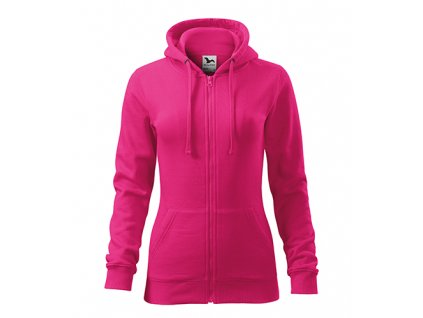 Trendy Zipper - Mikina dámská