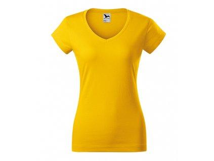 Fit V-neck - Tričko dámské