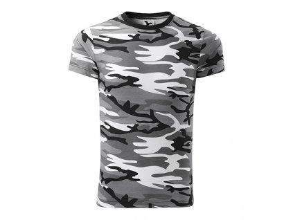Camouflage - Tričko unisex