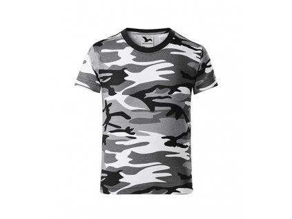 Camouflage - Tričko dětské