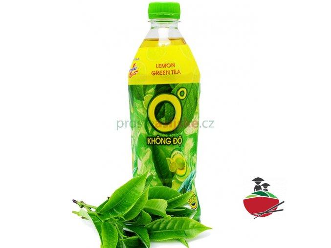 Zelený čaj - vietnamský 0,5l