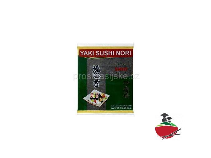 Řasy na přípravu sushi 25g