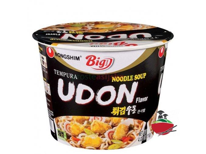 Nongshim Udon polévka velká v misce 111g