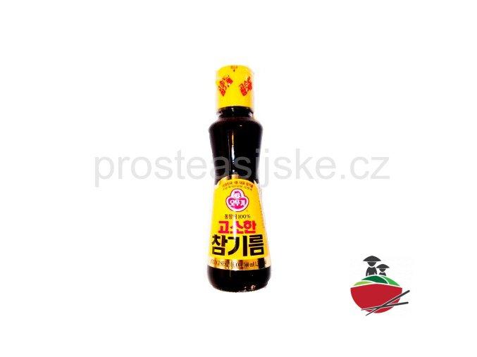 Sezamový olej Ottogi 160ml