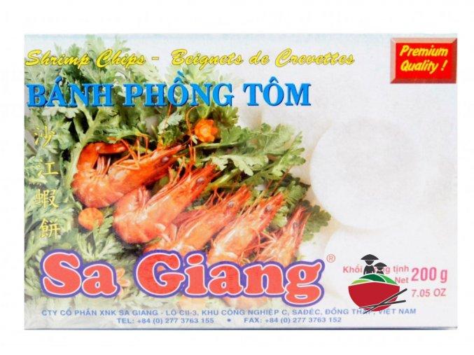 3234 banh phong tom sa giang shrimp chips 200g